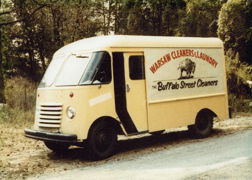 Original route truck