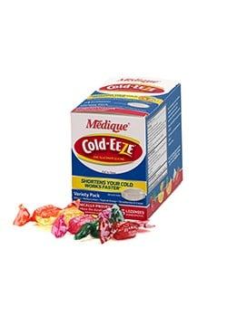 ColdEeze Cough Drops