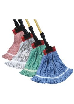 Looped-End Wet Mops