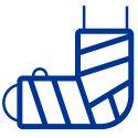 work injury icon