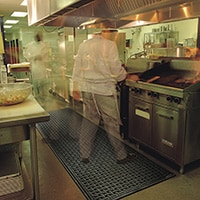 Comfort Flow anti-fatigue kitchen mats