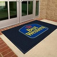 SuperScrape outdoor scraper mat
